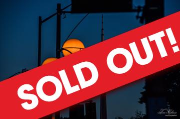 sold2 Yorkville CN Tower Orange | Tim Chase Photography